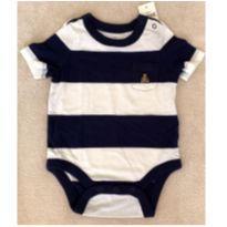 Body baby GAP - 0 a 3 meses - GAP
