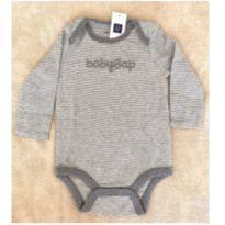 Body Baby GAP - 3 a 6 meses - GAP