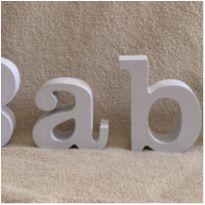 Letras BABY para Decoração -  - Não informada