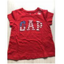 Camiseta Gap - 2 anos - Gap Kids