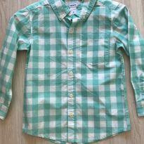Camisa Carter's - 5 anos - Carter`s