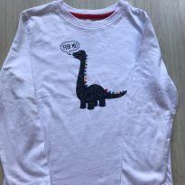 Camiseta Dino - 5 anos - George