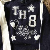 Blusão Tommy - 4 anos - Tommy Hilfiger
