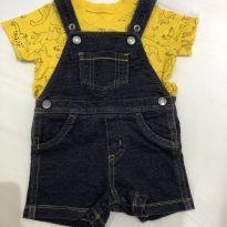Jardineira Carters - 6 meses - Carter`s