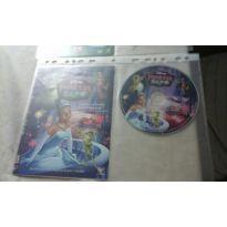 DVD a Princesa e o Sapo Disney -  - Disney