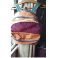 Uma mochila pequena -  - Nacional sem etiqueta
