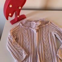 Casaquinho tricô - 1 ano - Não informada