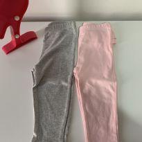 2 calças Carter's - 9 meses - Carter`s