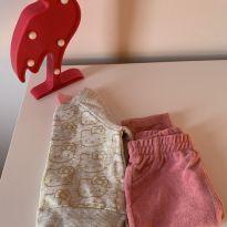 Conjuntinho Fleece - 3 a 6 meses - Hello  Kitty