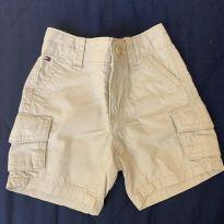 Shorts cargo Tommy - 3 a 6 meses - Tommy Hilfiger