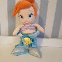 Pequena Sereia Baby - Sem faixa etaria - Disney