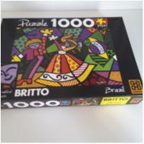 Quebra-cabeça Romero Britto 1000 peças -  - Grow