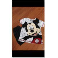 Conjunto Mickey - 9 meses - Disney