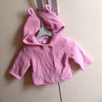 Blusa super quentinha! - 3 a 6 meses - Teddy Boom