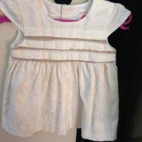 Vestido - 6 a 9 meses - Baby Club