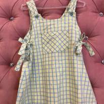 Vestido Zara - 9 a 12 meses - Zara Baby