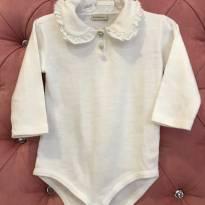 Body de tricot de malha bem quentinho - 1 ano - Bebelândia