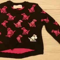 Malha de trico de lã PITUCHINHU`S - 2 anos - Pituchinhu`s Grife para P