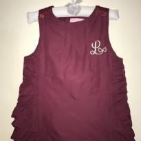 Vestido de nylon Lilica Ripilica Baby - 18 a 24 meses - Lilica Ripilica Baby