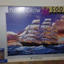 Puzzle Grow 500 peças Série Classic Cutty Shark - Sem faixa etaria - Grow