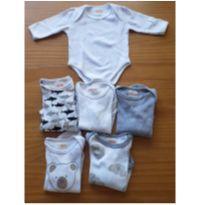 Conjunto Body - 0 a 3 meses - Alô bebê