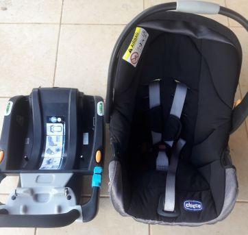 Carrinho Chicco Duo Travel - Sem faixa etaria - Chicco