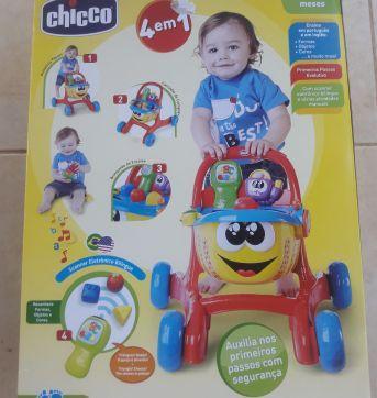 Andador Baby Shopper Chicco - Sem faixa etaria - Chicco