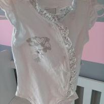 Body Anjos Baby - 3 a 6 meses - Anjos baby