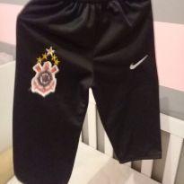Calça Corinthians - 12 a 18 meses - sem etiqueta e Corinthians oficial