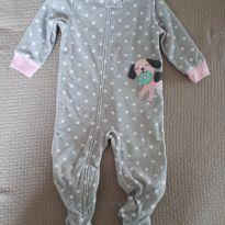 Pijama plush - 18 meses - Carter`s