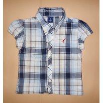 Camisa tamanho 1 ano - 1 ano - Toffee