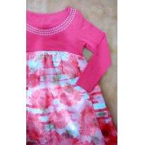 Vestido tamanho 12 a 18 meses - 12 a 18 meses - Colorittá