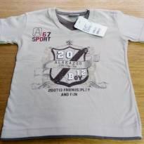 NOVA - Camiseta tam 1 ano Alakazoo!! - 1 ano - Alakazoo!