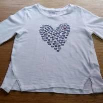 Camiseta BABY GAP tam 12 a 18 meses (original)!! - 12 a 18 meses - Baby Gap
