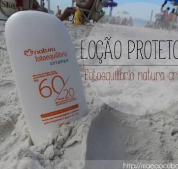 Natura Fotoequilíbrio Criança Loção Protetora  FPS 60 - Promoção! - Sem faixa etaria - Natura