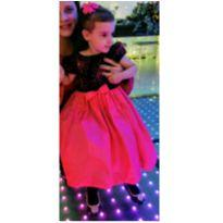 Vestido de Festa Luxo SOPHISTIC tam 2 anos (NOVO CUSTA R$ 350,00)!!