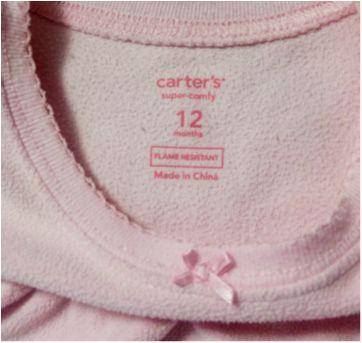 Blusa Fleece Tam 12 meses Carter`s! - 1 ano - Carter`s