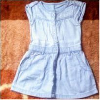 Vestido Jeans tam 9 a 12 meses Young Dimension (Madrid)!!