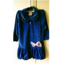 Vestido de Plush Inverno tam 2  anos!! - 2 anos - Confecções Infantis