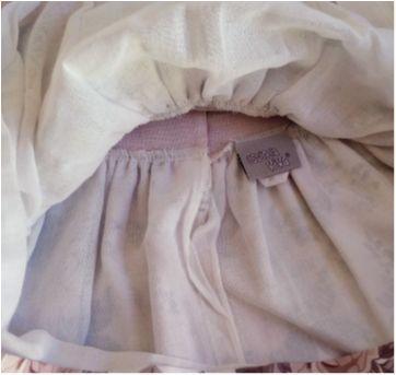 Vestido de Festa Luxo Tam GG Essência Viva (VESTIDO NOVO CUSTA R$ 110,00)! - 12 a 18 meses - Essência Viva