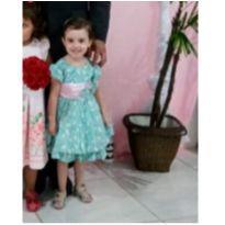Vestido de Festa tam 2 anos Ana Giovanna! - 2 anos - Ana Giovanna