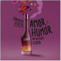 NOVO - Perfume Química de Humor Natura Feminino - Validade: 05/2023 -  - Natura
