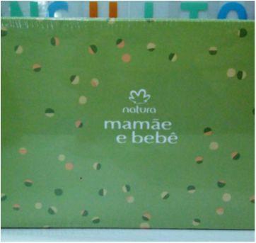 NOVO - Trio de Colônias Mamãe e Bebê Natura - Sem faixa etaria - Natura