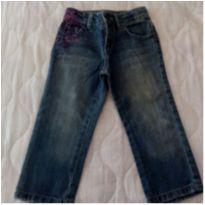 Calça Original Jeans tam 24 meses GUESS! - 2 anos - Guess