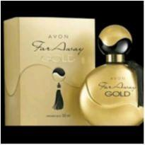 NOVO - Deo Parfum Far Away Gold - 50 ml - Validade: 07/2022 -  - avon
