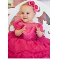 Faixa para Cabelo Pink de Festa! -  - Cor de Rosa