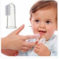 NOVA - Escova Massageadora para Gengiva de Bebes -  - Importada e Importado