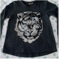 Camiseta ZARA! - 6 anos - Zara