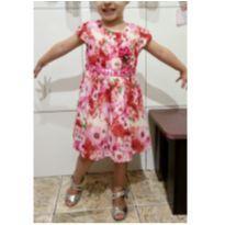 Vestido de Festa HELLO KITTY! - 4 anos - Hello  Kitty
