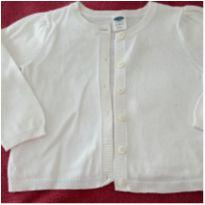 Casaquinho 12 a 18 meses OLD NAVY! - 12 a 18 meses - Old Navy